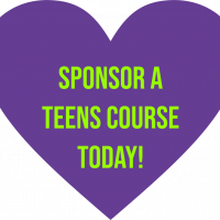 Sponsor a Disadvantaged Teens Course Today